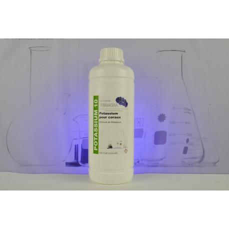Solution potassium 10% litre