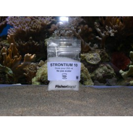 Solution strontium 10% recharge 250ml