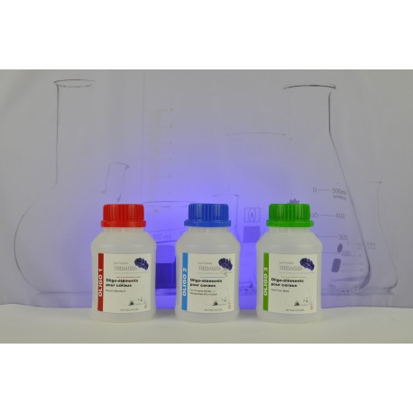 Solution oligo-éléments 250ml