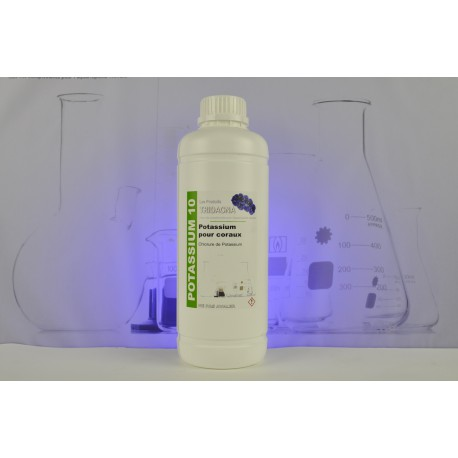 Solution potassium 10% litre