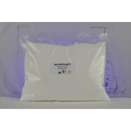 Magnésium solution 5% recharge 5 litres